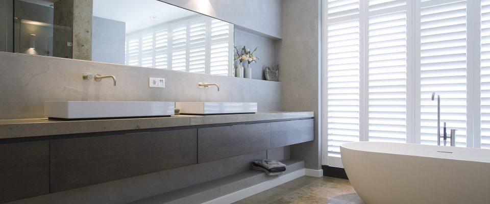 A1 modern classic badkamer