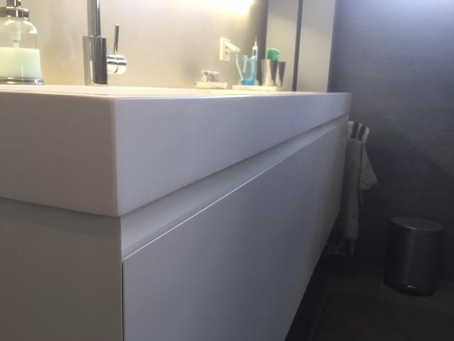 A beton cire tegel badkamer wiesenekker badkamerconcepten