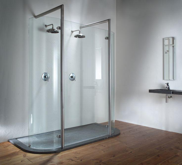 Balance wiesenekker badkamerconcepten - Model badkamer met douche ...