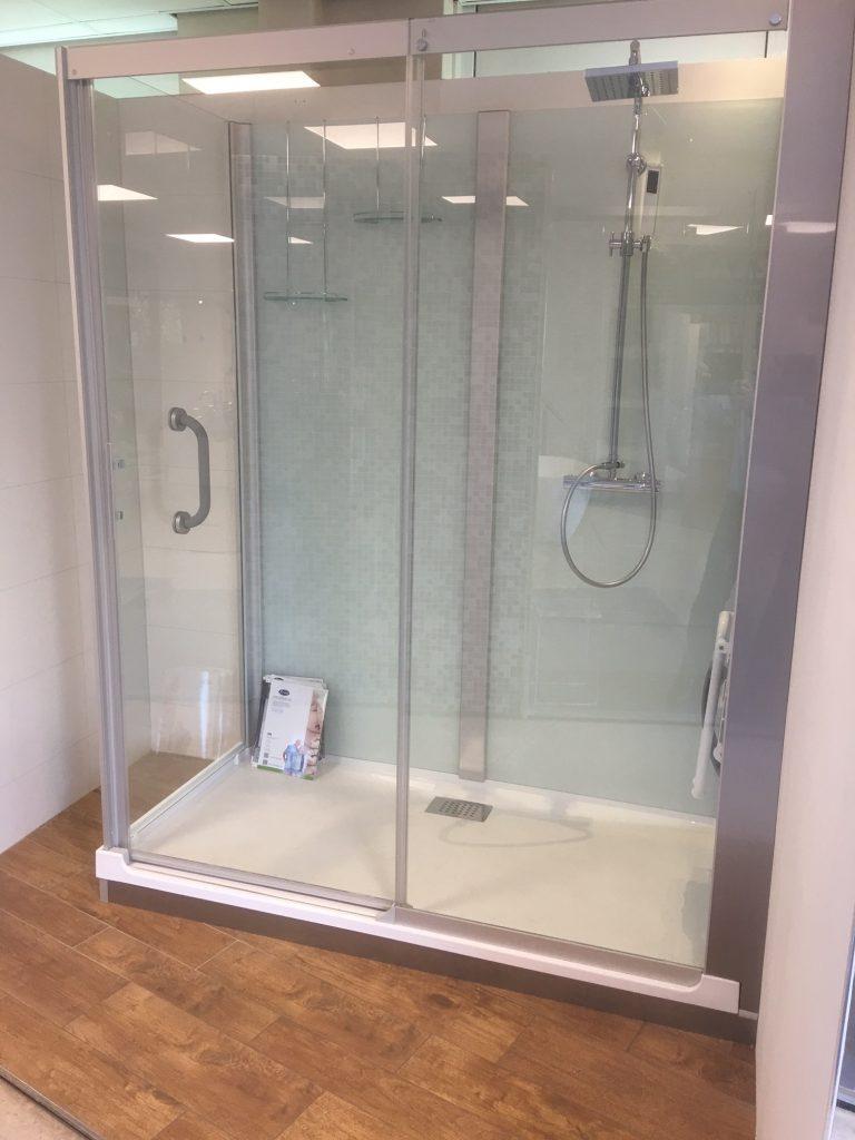 Re-fit: douchebad vervangen voor douche Overberg - Wiesenekker ...