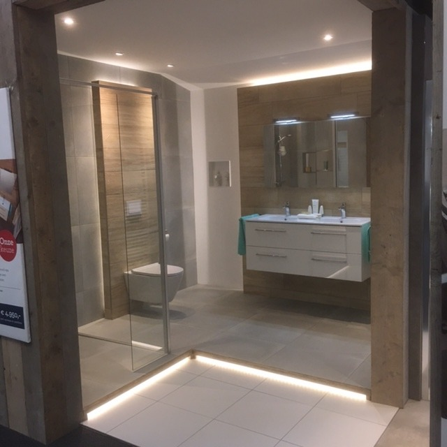 Badkamer Strak Aanbieding - Wiesenekker Badkamerconcepten