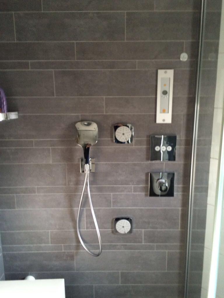 Stoomdouche badkamer montage Ede - Wiesenekker Badkamerconcepten