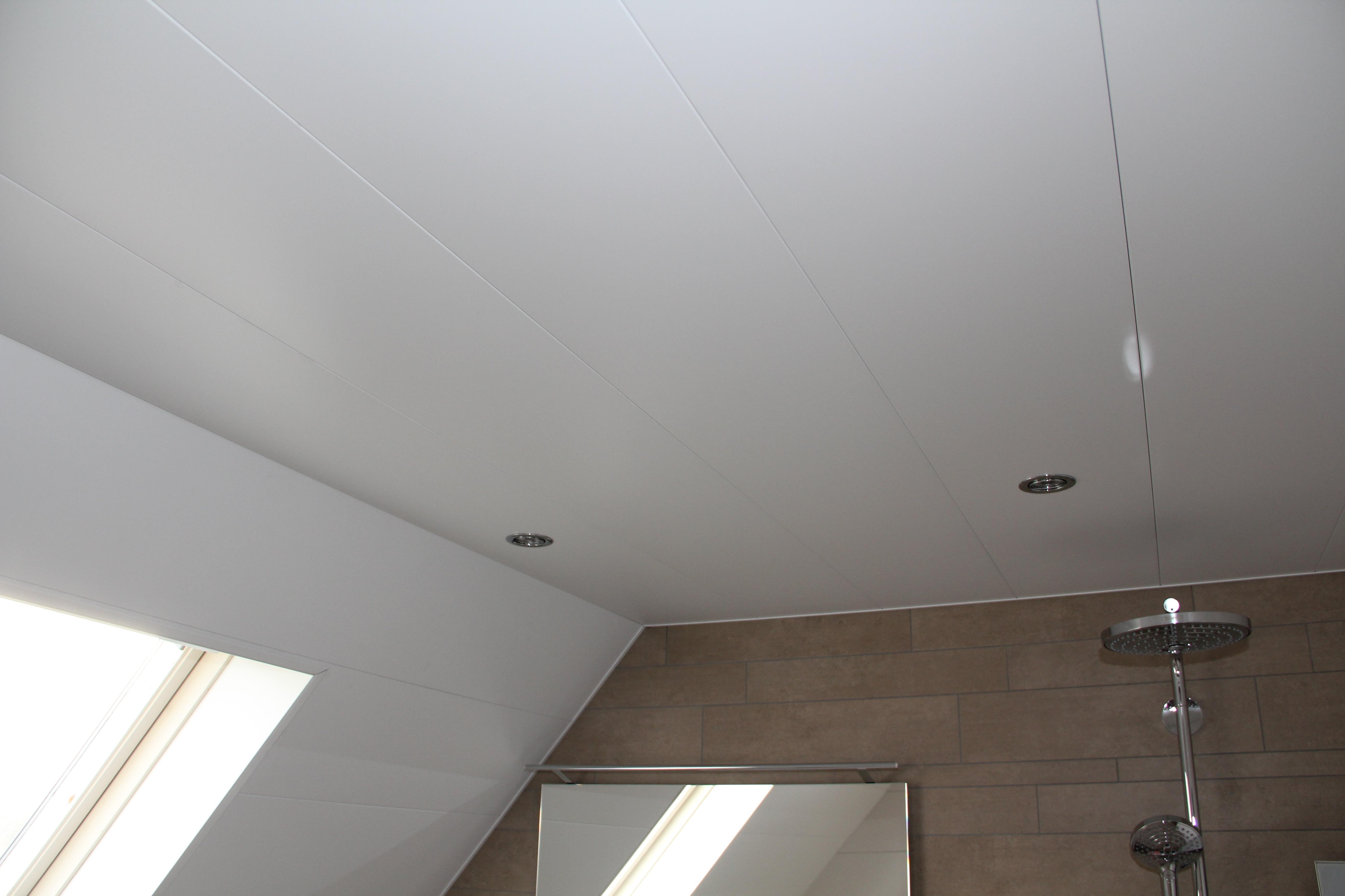 Badkamer lunteren met schuine kap - Wiesenekker Badkamerconcepten