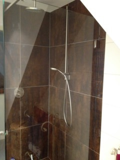 Oil-tile badkamer Elst - Wiesenekker Badkamerconcepten