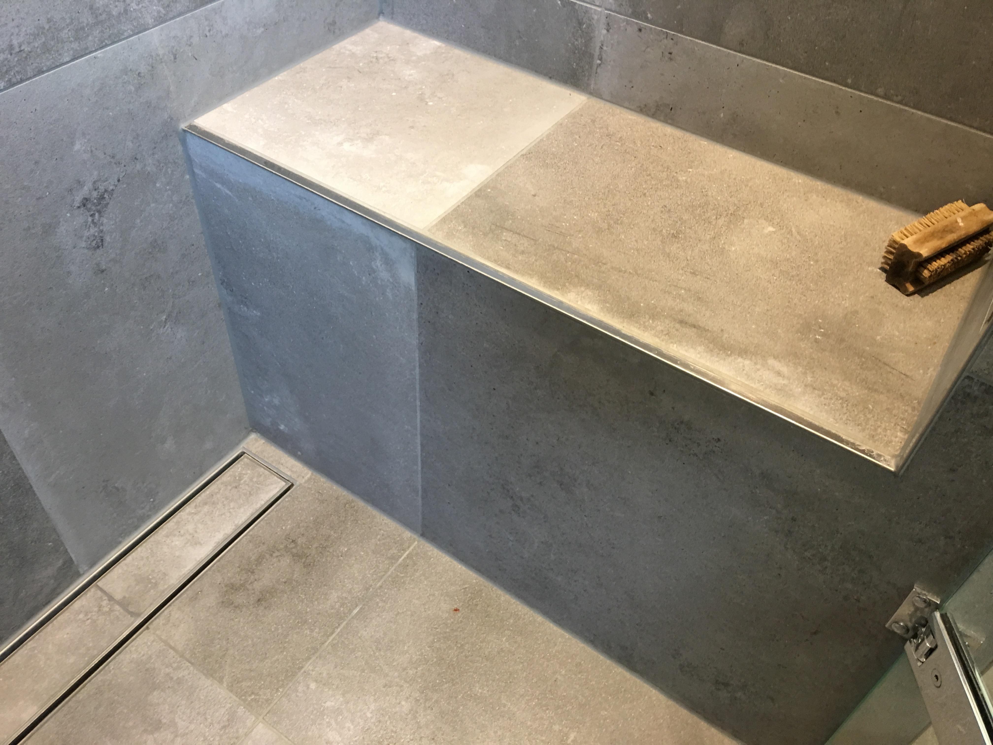 Corian Badkamer Onderhoud : Onderhoudsvrije badkamer wiesenekker badkamerconcepten