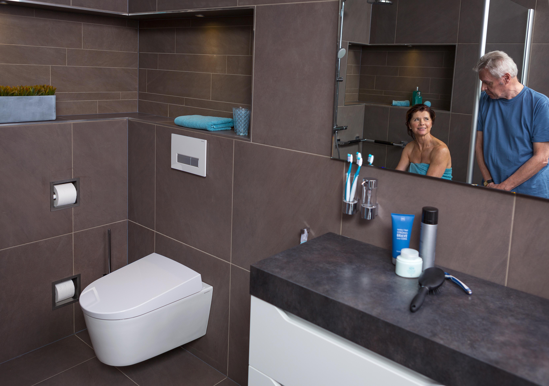de reiniging met warm water is nog zachter en prettiger dan met wc papier kortom met vitaal kiest u voor een badkamer om nu n in de toekomst van te