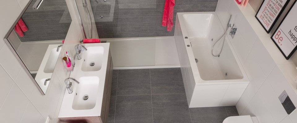 Badkamer heerlijk showroom Rhenen