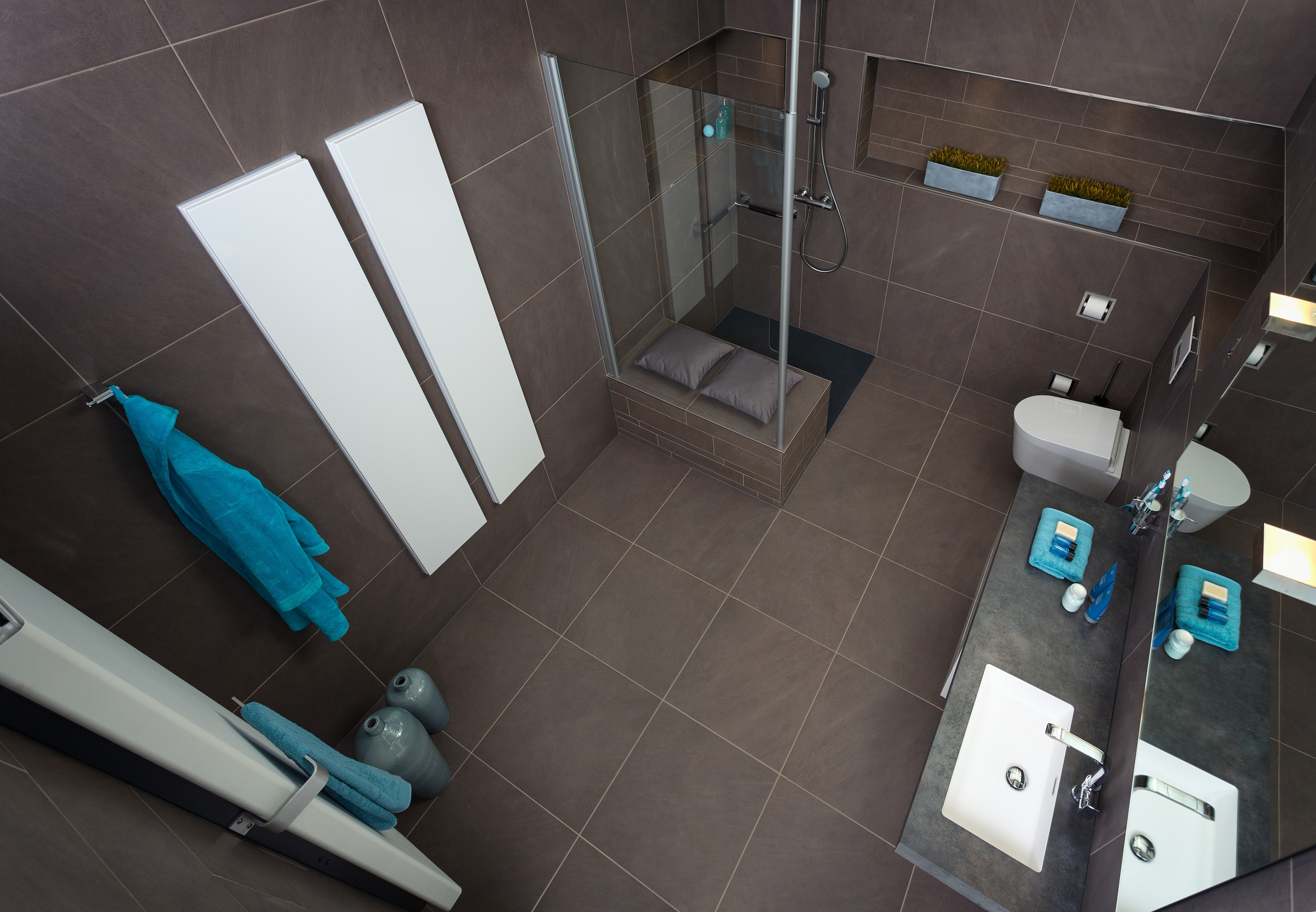 Badkamer Vitaal Aanbieding - Wiesenekker Badkamerconcepten