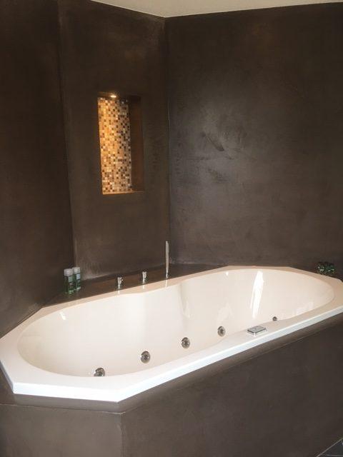 A5 wellness badkamer veenendaal wiesenekker - Sauna whirlpool ...