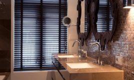 A4 Natuursteen badkamer high-end